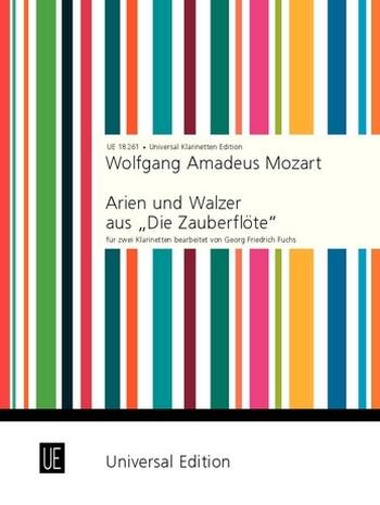 Mozart, Wolfgang Amadeus - Arien und Walzer aus Die Zauberflöte :