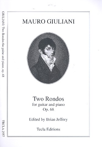 2 Rondos opus.68: for guitar and piano