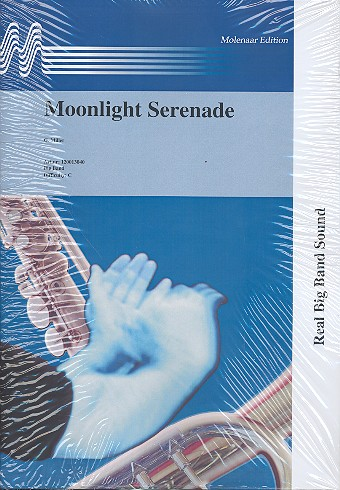Moonlight Serenade: for big band score and parts