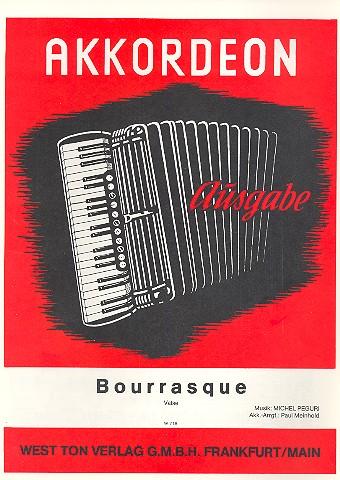 Bourrasque: für Klavier Einzelausgabe