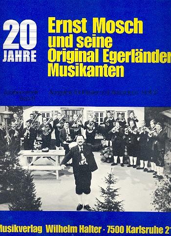Ernst Mosch und seine Original Egerländer Musikanten Band 6: