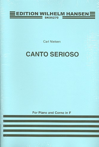Canto Serioso: for piano and horn in f