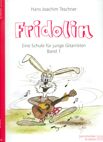 Teschner, Hans Joachim - Fridolin Band 1 :