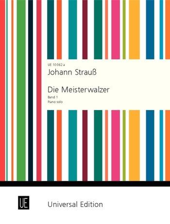 Die Meisterwalzer Band 1: für Klavier