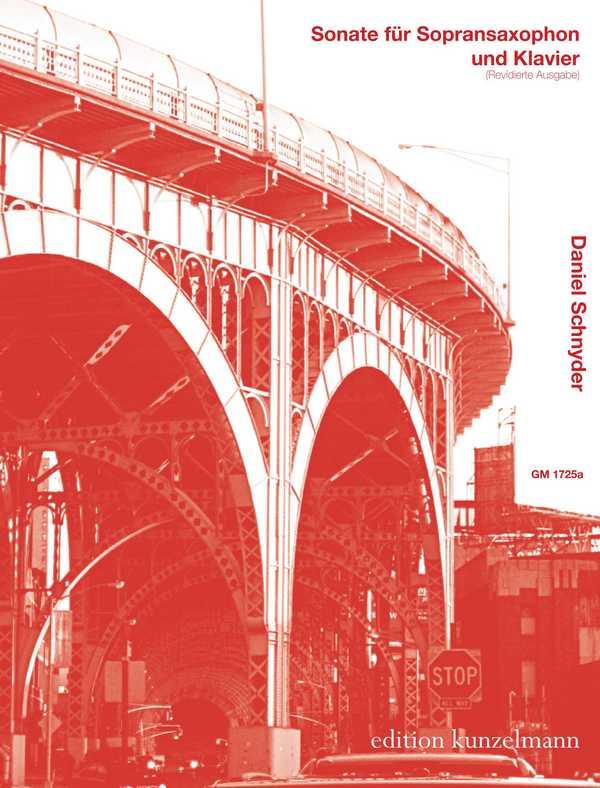 Schnyder, Daniel - Sonate :