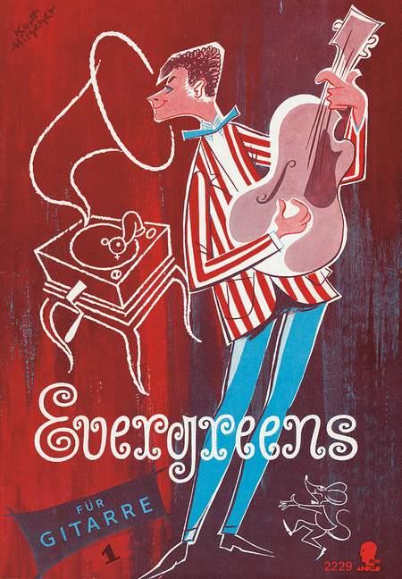 Evergreens Band 1: für Gitarre