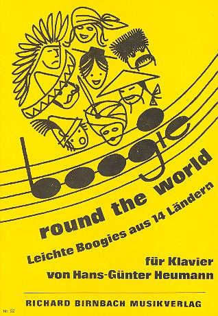 Boogie round the World: Leichte Boogies aus 14 Ländern