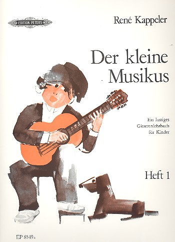 Kappeler, Réné - Der kleine Musikus Band 1 :