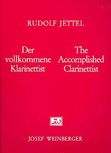 Jettel, Rudolf - Der vollkommene Klarinettist Band 3 :