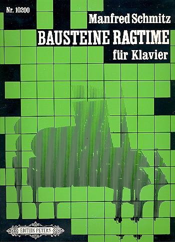 Bausteine Ragtime: für Klavier