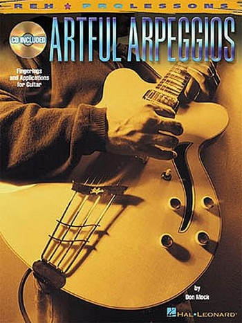 Artful Arpeggios: for guitar