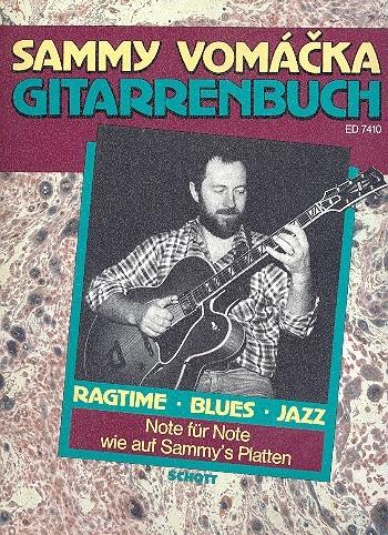 Gitarrenbuch: Ragtime, Blues, Jazz