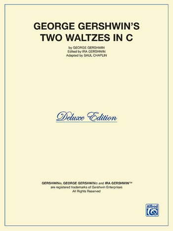 2 Waltzes in C: for piano