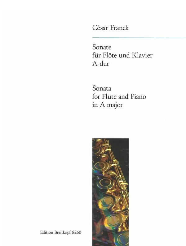 Franck, César - Sonate A-Dur für Violine und