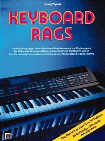 Keyboard Rags: Easy Solos in progressive Order for Beginners