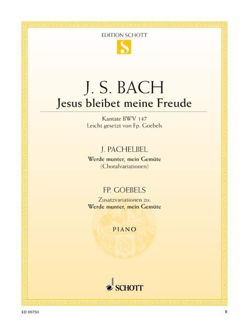 Bach, Johann Sebastian - Jesus bleibet meine Freude  und