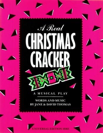 A real Christmas Cracker : a musical play
