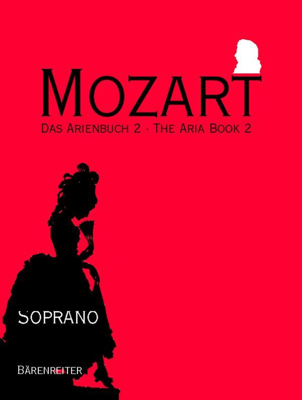 Mozart, Wolfgang Amadeus - Das Arienbuch Band 2 : für