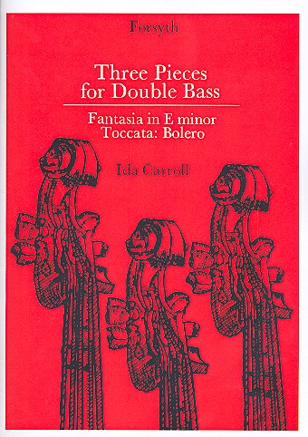 3 Pieces: for double bass and piano