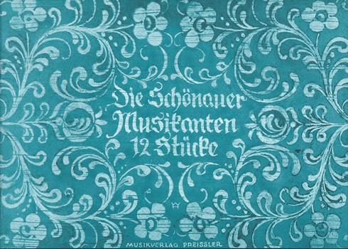 Schwab, Martin - Die Schönauer Musikanten Band 1 :