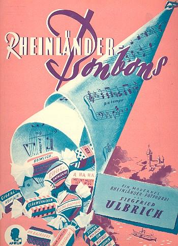 Rheinländer Bonbons: Rheinländer-Potpourri für