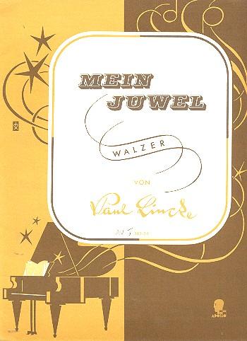 Mein Juwel: Walzer für Klavier
