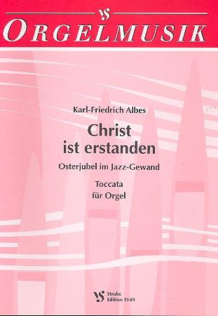 Christ ist erstanden: Osterjubel im Jazzgewand für Orgel