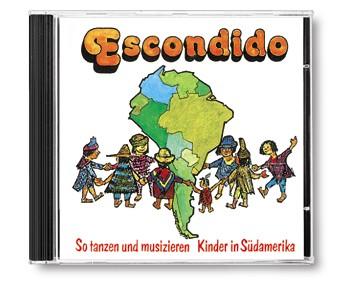 - Escondido : CD