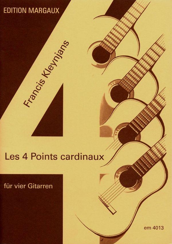Kleynjans, Francis - Les 4 points cardinaux op.139 :