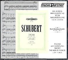 Schubert, Franz - Lieder Band 1 :