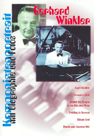 Winkler, Gerhard - Komponistenportrait : Gerhard Winkler