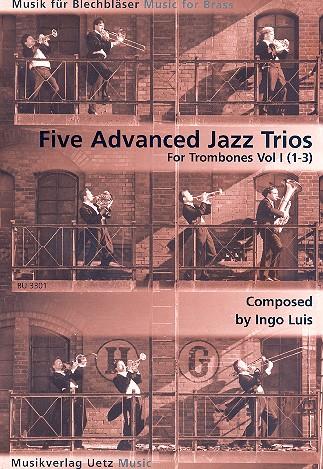 Luis, Ingo - 5 advanced Jazz Trios vol.1
