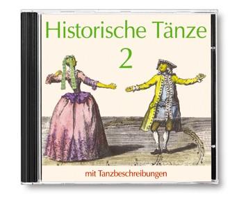 - Historische Tänze 2 : CD