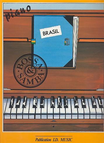 Bossa Samba Brasil: Songbook for piano