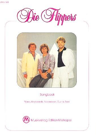Die Flippers Band 1: Songbook für Klavier, Keyboard, Akkordeon
