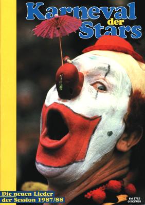 Karneval der Stars: Die neuen Lieder der Session 1987/88