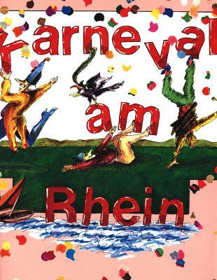 Karneval am Rhein: Klavieralbum
