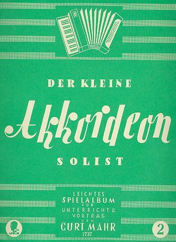 - Der kleine Akkordeon-Solist : ausgewählte