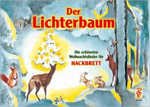 Der Lichterbaum: für Hackbrett