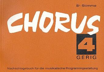 Chorus 4: B-Stimme