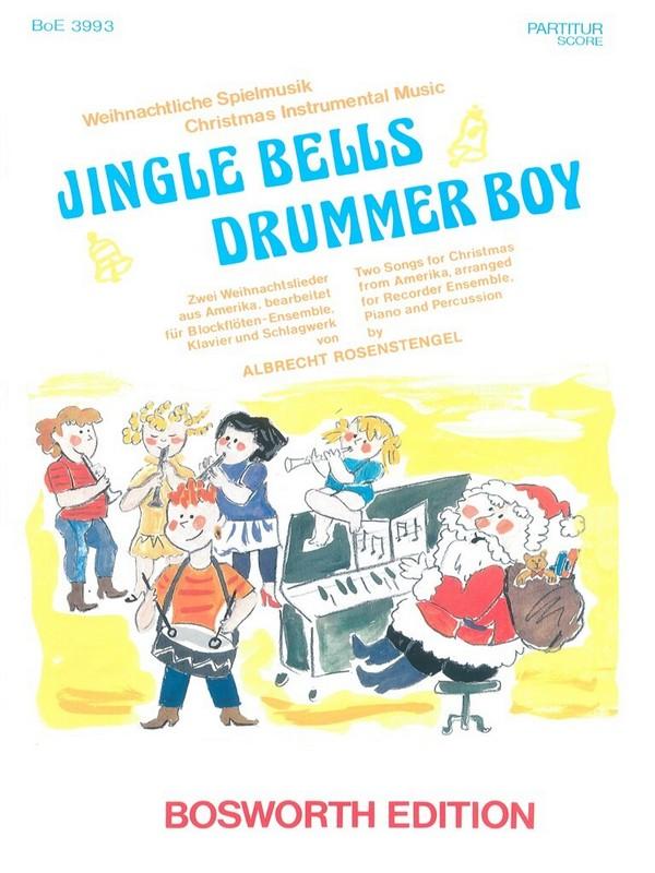 - Jingle Bells - The Drummerboy :
