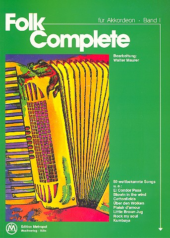 - Folk Complete Band 1 :
