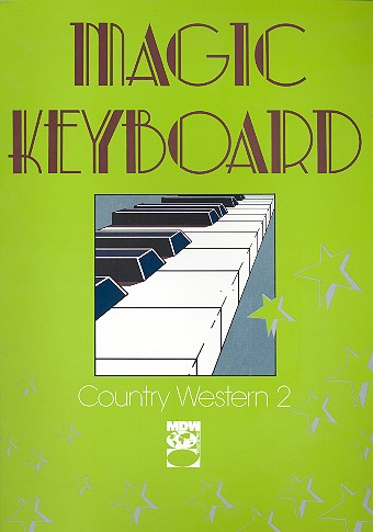 Magic Keyboard: Country Western 2