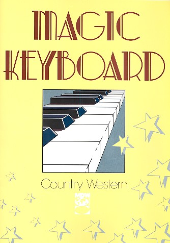 Magic Keyboard: Country Western Band 1