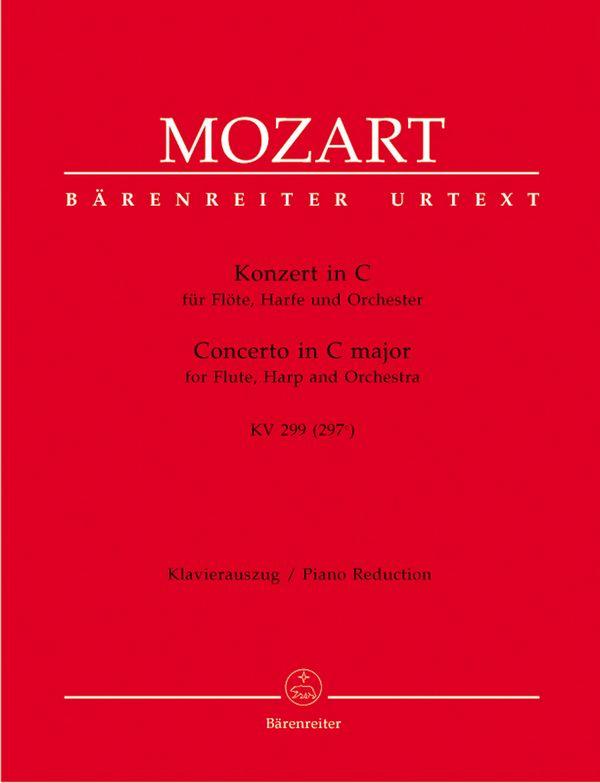 Mozart, Wolfgang Amadeus - Konzert C-Dur KV299 für Flöte,