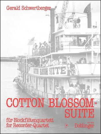 Schwertberger, Gerald - Cotton Blossom-Suite : für