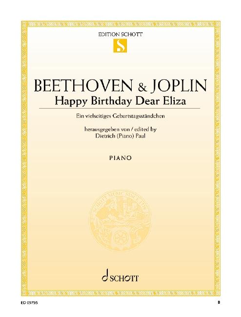Happy Birthday dear Eliza: Ein vielseitiges Geburtstagsständchen
