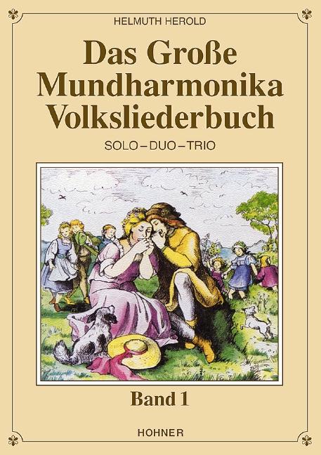 Herold, Helmuth - Das große Mundharmonika