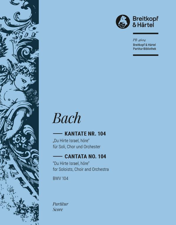 Bach, Johann Sebastian - Gottes Zeit ist die allerbeste Zeit :