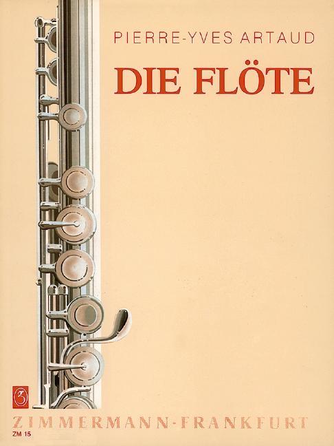 Artaud,  Pierre-Yves - Die Flöte